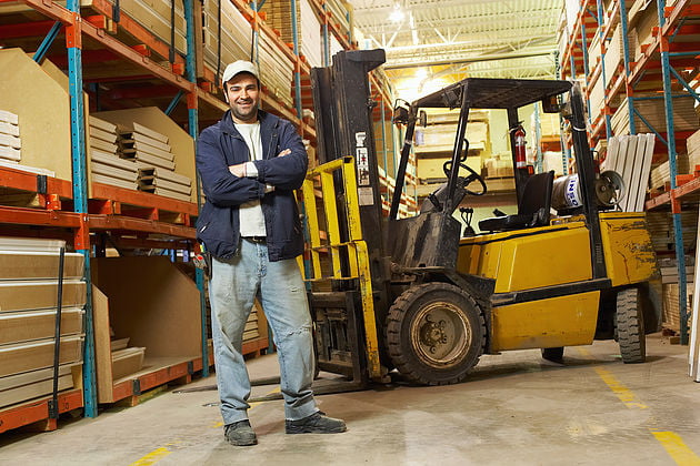 JOB OPPORTUNITY – Mississauga – Forklift